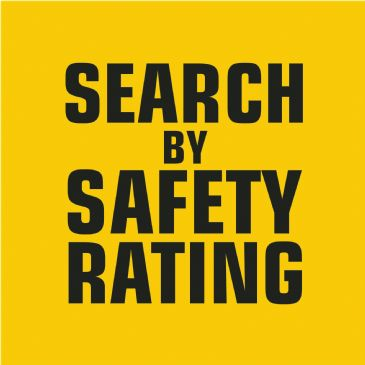 Search by Safety Rating